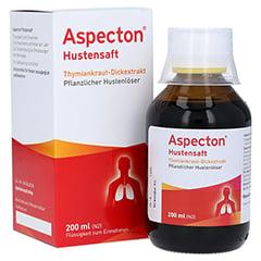 Aspecton Hustensaft 200 Milliliter N2
