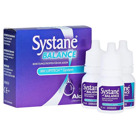 Systane Balance 3x10 Milliliter