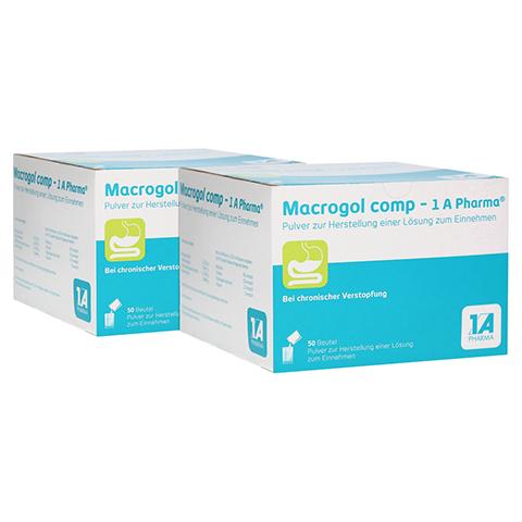 Macrogol comp-1A Pharma 100 Stück
