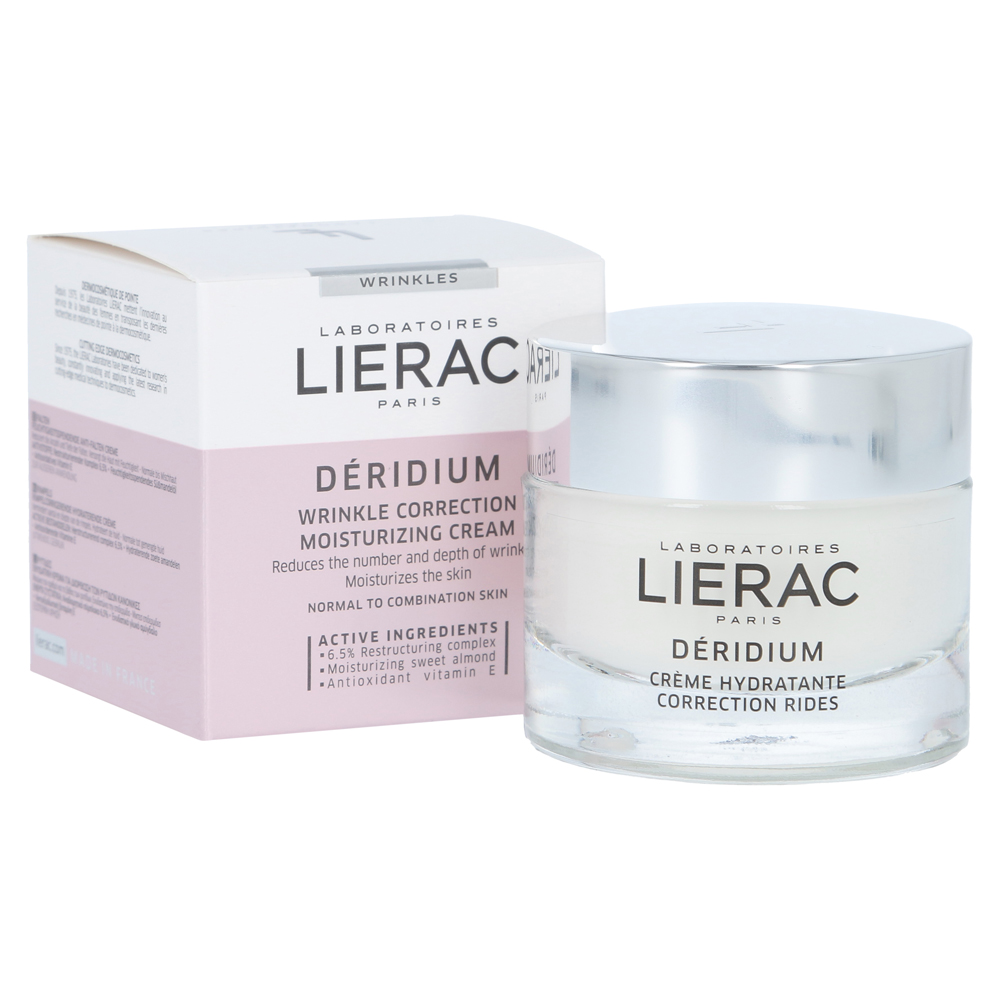 lierac deridium creme hydratante n 50 milliliter online bestellen medpex versandapotheke. Black Bedroom Furniture Sets. Home Design Ideas