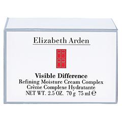 Elizabeth Arden Visible Difference Refining Moisture Cream Complex 75 Milliliter - Vorderseite