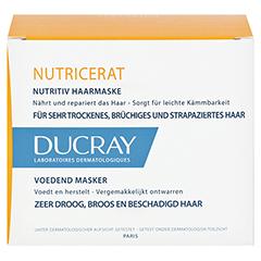 DUCRAY NUTRICERAT Ultra nutritiv Haarmaske 150 Milliliter - Vorderseite