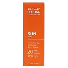 ANNEMARIE BÖRLIND Sonnen Spray LSF 20 100 Milliliter - Vorderseite