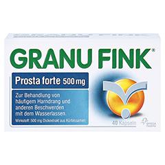 GRANU FINK Prosta forte 500mg 40 Stück - Vorderseite