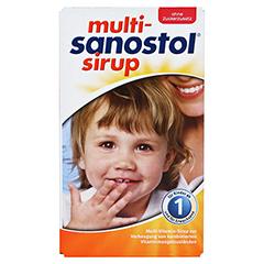 Multi-Sanostol ohne Zuckerzusatz 260 Gramm - Vorderseite