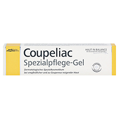 medipharma Haut in Balance Coupeliac Spezialpflege-Gel 20 Milliliter - Vorderseite