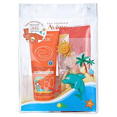 AVENE SunSitive Kinder Sonnenmilch SPF 50+ 250 Milliliter - Vorderseite