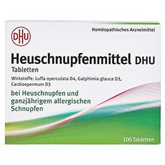 HEUSCHNUPFENMITTEL DHU Tabletten 100 Stück N1 - Vorderseite