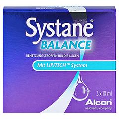 Systane Balance 3x10 Milliliter - Vorderseite