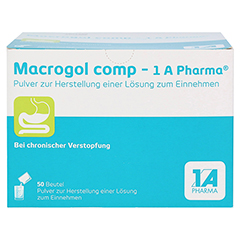 Macrogol comp-1A Pharma 100 Stück - Vorderseite