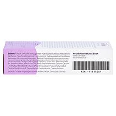 FEMIBION BabyPlanung 0 Tabletten + gratis Merck Schwangerschaftstest 28 Stück - Linke Seite