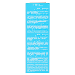 BIODERMA Node K Anti-Schuppen-Shampoo 150 Milliliter - Linke Seite