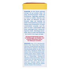 LADIVAL trockene Haut Creme LSF 30 50 Milliliter - Linke Seite