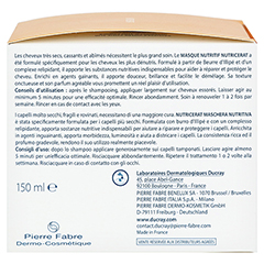 DUCRAY NUTRICERAT Ultra nutritiv Haarmaske 150 Milliliter - Linke Seite