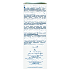 DUCRAY SENSINOL Serum 30 Milliliter - Linke Seite