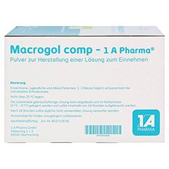 Macrogol comp-1A Pharma 100 Stück - Rechte Seite