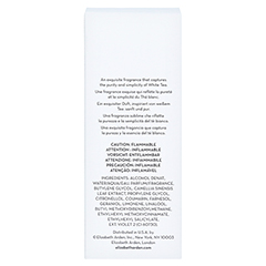 Elizabeth Arden White Tea Eau de Toilette 50 Milliliter - Rückseite