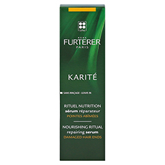 FURTERER Karite repair Serum 30 Milliliter - Rückseite