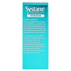 Systane Hydration 10 Milliliter - Rückseite