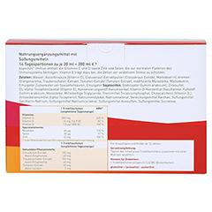 ASPECTON Immun Trinkampullen 14 Stück - Rückseite