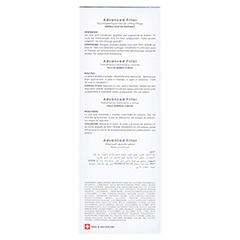 TEOXANE Advanced Filler Anti-Aging-Creme normale bis Mischhaut 50 Milliliter - Rückseite