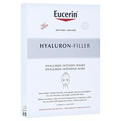 EUCERIN Anti-Age HYALURON-FILLER Intensiv-Maske 4 Stück