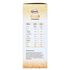 LINUSIT Gold Leinsamen 1000 Gramm - Rechte Seite