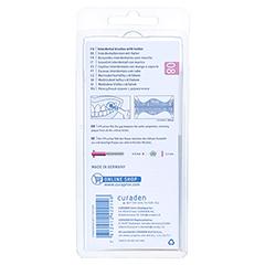 CURAPROX prime plus 08 5 Bürsten+1 Halter pink 1 Packung - Rückseite