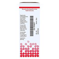 EPHEDRINUM hydrochloricum D 6 Dilution 20 Milliliter - Linke Seite