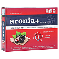 aronia+ immun Trinkampullen 14x25 Milliliter