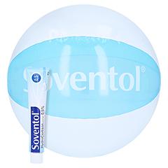 Soventol Hydrocortisonacetat 0,5% + gratis Soventol Wasserball 30 Gramm N1