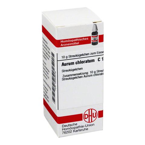 AURUM CHLORATUM C 12 Globuli 10 Gramm N1