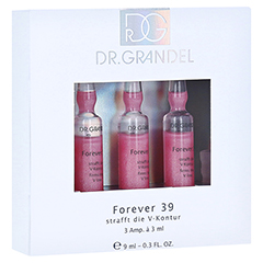 GRANDEL Professional Collection Forever 39 Amp. 3x3 Milliliter