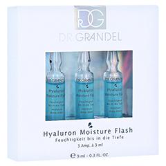 GRANDEL Professional Collection Hya.Moisture Flash 3x3 Milliliter