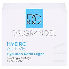 GRANDEL Hydro Active Hyaluron Refill Night Creme 50 Milliliter - Vorderseite