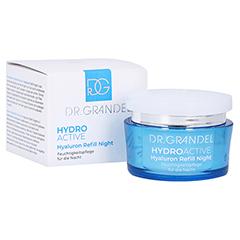 GRANDEL Hydro Active Hyaluron Refill Night Creme 50 Milliliter
