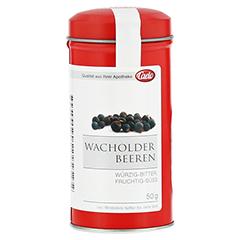 WACHOLDERBEEREN ganz Blechdose Caelo HV-Packung 50 Gramm