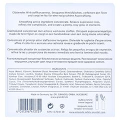 GRANDEL PCO Beauty Date Ampullen 3x3 Milliliter - Rückseite