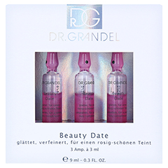 GRANDEL PCO Beauty Date Ampullen 3x3 Milliliter - Vorderseite