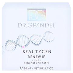 GRANDEL Beautygen Renew III Creme 50 Milliliter - Vorderseite