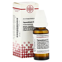 THYREOIDINUM D 4 Dilution 20 Milliliter N1