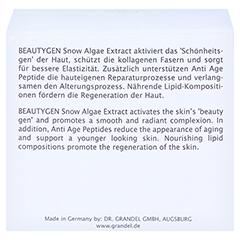 GRANDEL Beautygen Renew III Creme 50 Milliliter - Rückseite