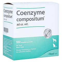 COENZYME COMPOSITUM ad us.vet.Ampullen 100 Stück