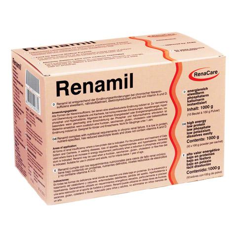 RENAMIL Instant Pulver 10x100 Gramm