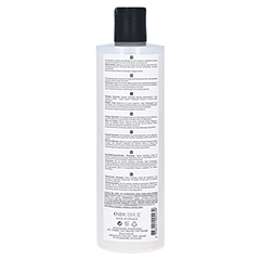 PHYTOJOBA Shampoo XXL 400 Milliliter - Rückseite
