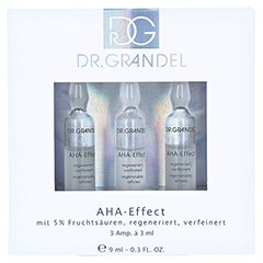 GRANDEL PCO AHA-Effect Ampullen 3x3 Milliliter - Vorderseite