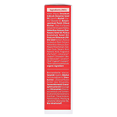 WELEDA Granatapfel intensiv Handcreme 50 Milliliter - Linke Seite