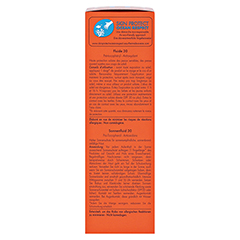 Avène SunSitive Sonnenfluid SPF 30 50 Milliliter - Linke Seite