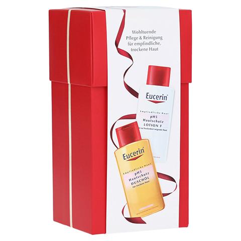 EUCERIN pH5 Set Lotion F+Duschöl 1 Packung