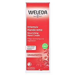 WELEDA Granatapfel intensiv Handcreme 50 Milliliter - Vorderseite